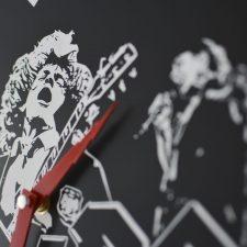 Reloj de pared AC/DC Grabado