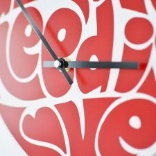 Reloj de pared All we need is love