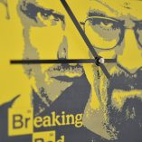 Reloj de pared Breaking Bad