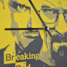 Reloj de pared Breaking Bad