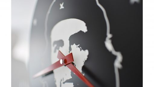 Reloj de pared Che Guevara
