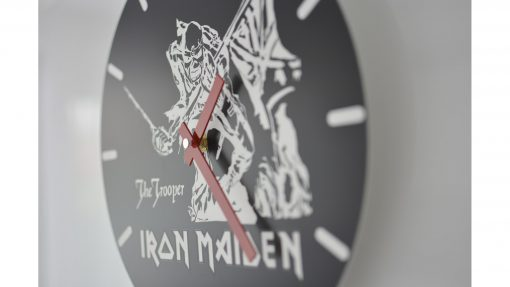 Reloj de pared Iron Maiden