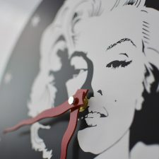 Reloj de pared Marilyn