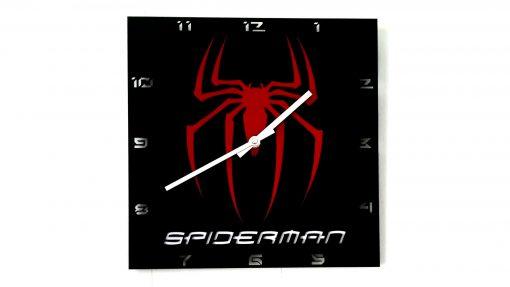 Reloj de pared Spiderman