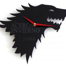 Reloj de pared Stark perfil