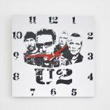 Reloj de pared U2