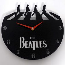 Reloj de pared Beatles Abbey Road