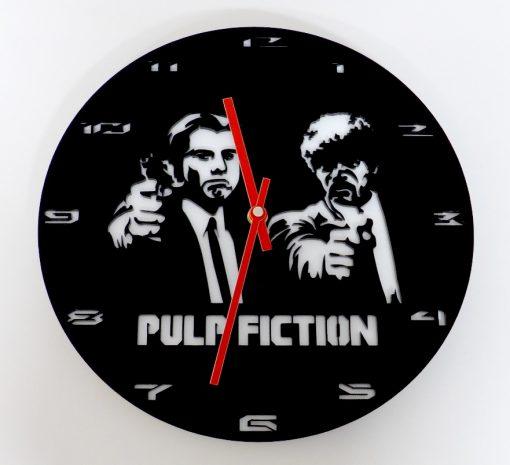 Reloj de pared Pulp Fiction