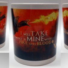 Taza JT Targaryen