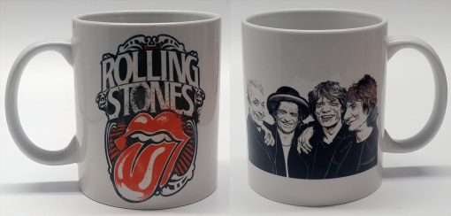 Taza Rolling Stones