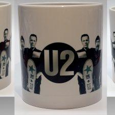 Taza U2