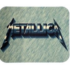 Alfombrilla ratón Metallica