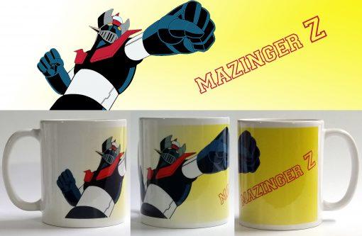 Taza Mazinger Z