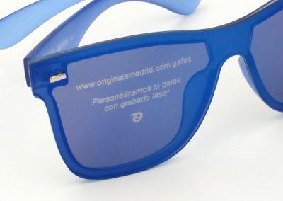 gafas con cristal personalizado