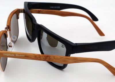 marca gafas en las patillas
