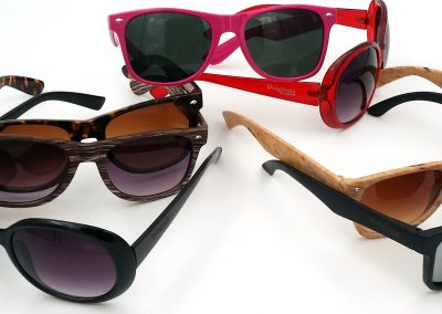 gafas para personalizar